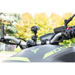 Innowacyjna kamera C5 Dashcam do motocykli, czarna