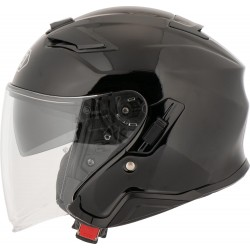 SHOEI J-CRUISE II kask motocyklowy typu Jet czarny połysk