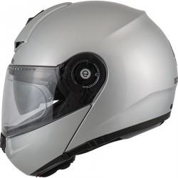Schuberth C3 Pro kask motocyklowy szczękowy srebrny