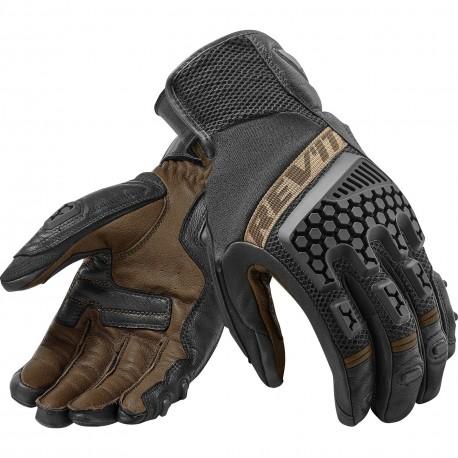 REVIT Neutron 3  Rękawice rękawice miejskie czarne