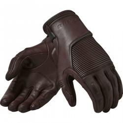 REVIT Bastille  Rękawice rękawice choppre brązowe