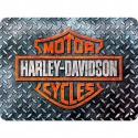 Harley-Davidson Plakietka emaliowana Logo Harley-Davidson wymiary: 20 x 15 cm