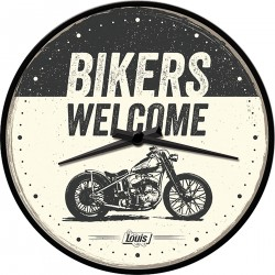 Zearek ścienny dla motocyklisty Harley Davidson