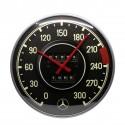 Zegar ścienny retro Mercedes-Benz - średnica : 31 cm