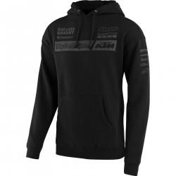 TLD Bluza KTM Pit Team Troy Lee Designs czarna