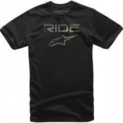 Koszulka Alpinestars Ride 2.0 czarna