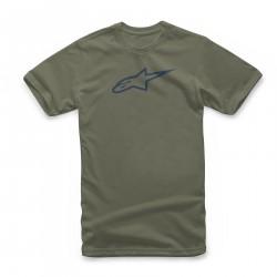 Koszulka Alpinestars Ageless oliwkowa