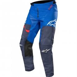 Alpinestars Racer spodnie crossowe niebieskie