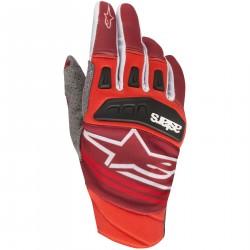 Rękawiczki Alpinestars Techstar czerwone