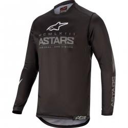 Koszulka grafitowa Alpinestars Racer