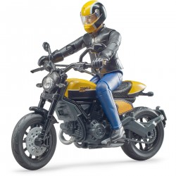 Bruder Model Ducati...