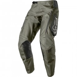Fox LT spodnie croo enduro zielone
