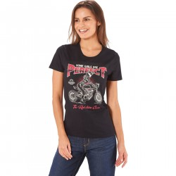 GASSOLINE BANDIT koszulka damska Perfect Ladies