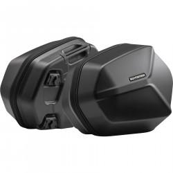 SW-MOTECH AERO ABS BOCZNY SYSTEM Kufry boczne, czarne