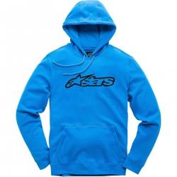 Alpinestars Blaze bluza z kapturem niebieska