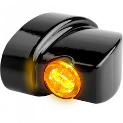 HeinzBikes Kierunkowskazy  NANO Winglets LED z tyłu, modele H + D 93-20