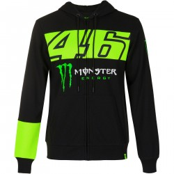 VR46 Full Monza Light bluza...