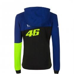 VR46 Full Racing damska bluza z kapturem