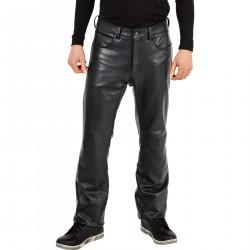 Skórzane spodnie Detlev...