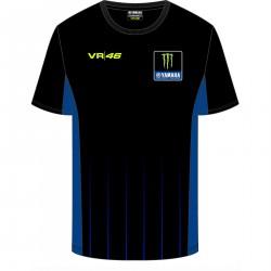 VR46 Yamaha Monster T-Shirt