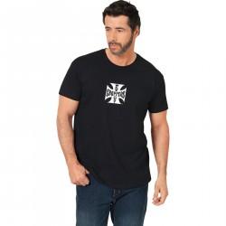 Koszulka WCC CROSS męska czarna