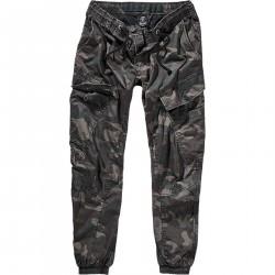Spodnie Vintage Brandit Ray kamuflaż męskie
