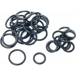 Komplet zapasowych pierścieni gumowych do podnóżków i hamulca motocyklowego Falcon