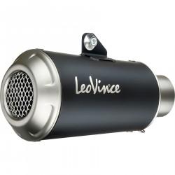 LeoVince LV-10 tylny tłumik w. Wersja ze stali nierdzewnej EG-BE lub czarna