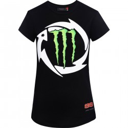 Koszulka damska Monster Lorenzo JL