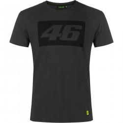Koszulka VR46 Camber antracyt męska