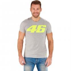 Koszulka z logo VR46 szara...