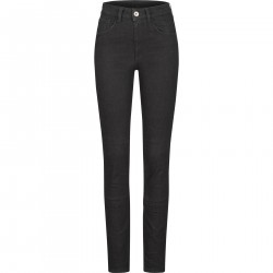 ROKKER ROKKERTECH Spodnie Jeans z wysokim stanem