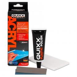 QUIXX Zestaw do usuwania zarysowań akrylowych